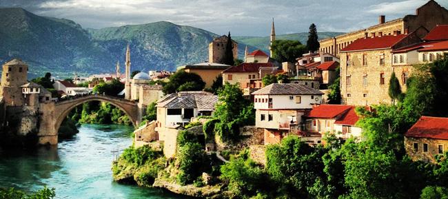 stari most in mostar olympiade und krieg in sarajevo unsere bosnientour bergh tte. Black Bedroom Furniture Sets. Home Design Ideas