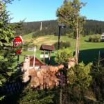 Traumwetter am Fichtelberg
