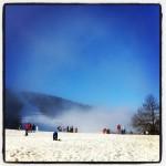 Ski Heil - Der Fichtelberg ist steil